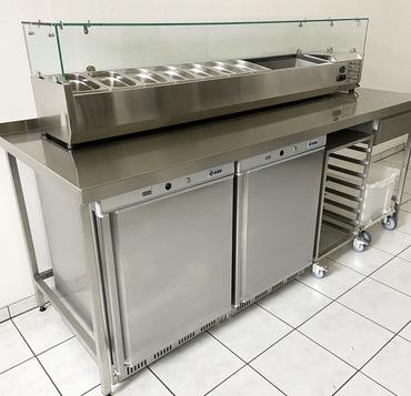 Lambeck Kühltechnik Edelstahl